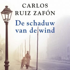 Luisterboek De schaduw van de wind van Carlos Ruiz-Zafon
